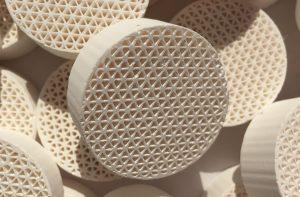 Honeycomb Filtration Discs